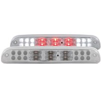 Anzo Clear LED 3rd Brake Light - 99-15 Ford Super Duty - 531076