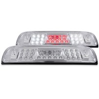 Anzo Chrome LED 3rd Brake Light - 15-17 GM Silverado/Sierra - 531098
