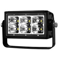 Anzo Rugged Off Road Light (High Output LED) - Universal
