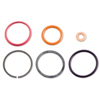 Alliant Power HEUI Injector Seal Kit - 94-03 Ford Powerstroke 7.3L International T444E - AP0001