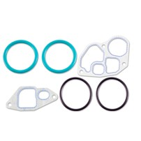 Alliant Power Oil Cooler O-Ring Gasket Kit - 94-03 Ford Powerstroke 7.3L - AP0004