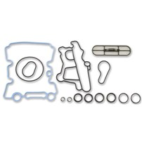 Alliant Power Engine Oil Cooler Gasket Kit - 03-07 Ford Diesel - 04-10 E Series - AP0039