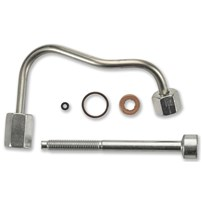 Alliant Power Injection Line and O-ring Kit - For Cylinders 1, 2, 7, 8 - 11-15 Ford Powerstroke 6.7L - AP0087