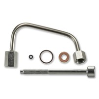 Alliant Power Injection Line and O-ring Kit - For Cylinders 3, 4, 5, 6 - 11-15 Ford Powerstroke 6.7L - AP0088
