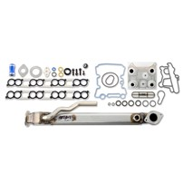Alliant Power Oil Cooler/Exhaust Gas Recirculation (EGR) Cooler Kit - 04-07 Ford Diesel- 04-10 E Series - AP63445