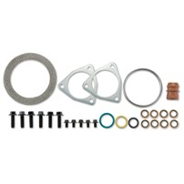 Alliant Power Turbo Installation Kit - 08-10 Ford Powerstroke 6.4L - AP63482