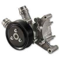 Alliant Power Water Pump (Secondary water pump with dual alternator)- 11-15 Ford 6.7L Powerstroke - AP63505