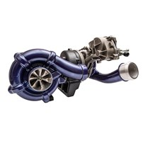 ATS VFR Turbocharger - 08-10 Ford 6.4L - Stage 1 Low Pressure Turbo