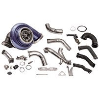 ATS Aurora 6000 Plus Compound Turbo Kit 15-16 Ford 6.7L Powerstroke ATS Diesel