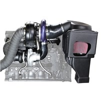 ATS Turbo Upgrade Kit - Aurora Plus Turbo - Includes Custom Stage 2 intake