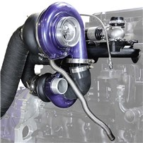 ATS Aurora 4000/7500 Compound Turbo Kit - 03-07 Dodge 5.9L