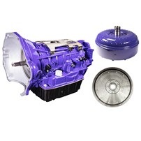ATS Transmission Package - Stage 2 Transmission Package - 2007.5-2018 Dodge 4wd 68RFE - 3098242326