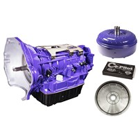 ATS Transmission Package - Stage 2 Transmission Package - 2007.5-2018 Dodge 4wd 68RFE, w/CoPilot TOW Edition - 3098272326