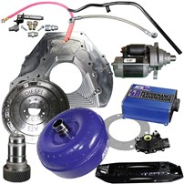 ATS 4R100 Conversion Kit - 07.5-16 Dodge Cummins 6.7L 4WD - 319904A326