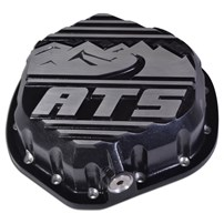 ATS Protector Rear Differential Cover - 2001-2018 GM Duramax | 2003-2018 Dodge Cummins (with AA14-11.5 Axles) - 4029156248