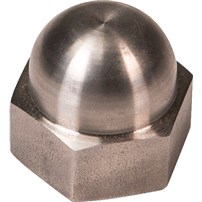 ATS Billet Pulley Nut for Twin Fueler Pulley - m18 x 1.5