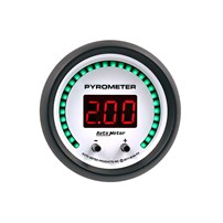 Autometer Phantom Series Pyrometer Gauges