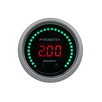 Autometer Sport Comp Digital Pyrometer Gauges