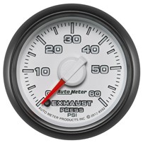 Autometer Dodge Factory Match GEN3 Series Exhaust Pressure Gauges