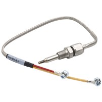 Autometer Thermocouple, Type K Sensor, 1' Bent with 1/8