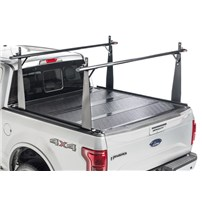 BAK Industries BAKFlip CS Tonneau Cover & Rack System - 88-14 GM Duramax & C/K - Short Bed (77