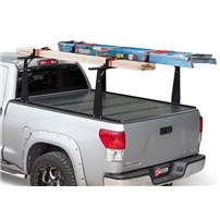 BAK Industries BAKFlip CS-F1 Tonneau Cover & Rack System - 88-14 GM Duramax & C/K - Short Bed (77