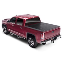 BAK Industries BAKFlip FiberMax Bed Cover - 88-14 GM Duramax - Short Bed (77