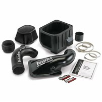 Banks Power Ram Air Intake System with Dry Filter Duramax 6.6L (LLY) 04.5-05 Chevy - 42135-D