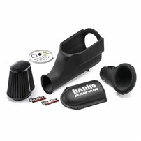 Banks Power Ram Air Intake System with Dry Filter F250-F350 6.0L 03-07 Ford - 42155-D