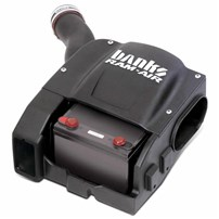 Banks Power Ram Air Intake System with Dry Filter Ford Powerstroke 7.3L 99-03 Ford - 42210-D