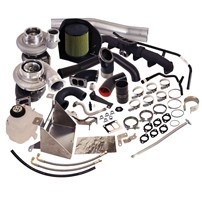 BD Diesel Cobra Twin Turbo Kit S366SX-E / S486SX - 13-18 Dodge 6.7L - 1045797