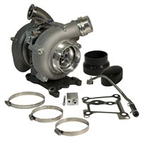BD Diesel Screamer Retrofit Turbo Kit - 11-14 Ford F250/F350, 11-16 Ford F450/F550