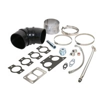 BD Diesel Cummins ISX Turbo Mounting Kit (USA)