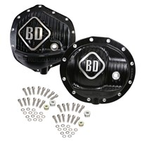 BD Dodge Front & Rear Differential Cover Pack - 2500 2014-2018 / 3500 2013-2018 - 1061829