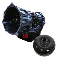 BD Diesel Transmission and Multidisc Torque Converter Packages