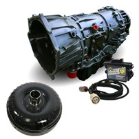BD Diesel Duramax Transmission & Multidisc Converter Package c/w Controller Chevy 2011-16 LML 4wd