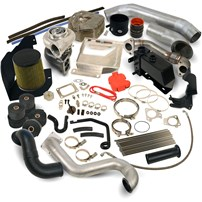 BD Duramax Compound S475 Add-A-Turbo Kit - 11-16 GM Duramax LML