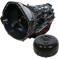 BD Ford 5R110 Transmission & Converter Package - 2008-2010 6.4L PowerStroke 2wd
