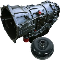 BD Diesel Transmission and Torque Converter Packages