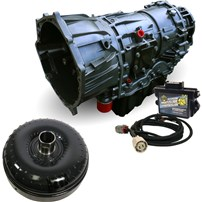 BD Diesel Duramax Transmission & Converter Package c/w Controller - 11-16 Chevy LML 4wd