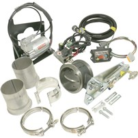 BD Diesel Remote Mount Exhaust Brake - 13-17 Dodge Cummins (Uses Factory Exhaust Brake Switch)