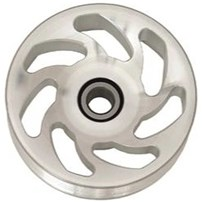 Beans Diesel Idler & Power Steering Pulley Combo - Center Bore .663 AFBFF.. - 03-18 Dodge Cummins