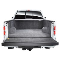BedRug Carpeted Bed Liner, 07.5-13 Chevy/GMC Silverado/Sierra 8' Bed w/Cargo Mgmt - BRC07LBBMK