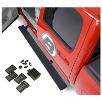 Bestop PowerBoard NX Wireless Running Boards - 08-16 Ford Powerstroke Crew Cab