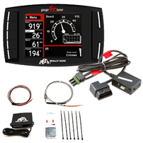 Bully Dog GT Platinum Diesel Tuner & Pyro Probe Kit & Unlock Cable- 13-16 Dodge Cummins