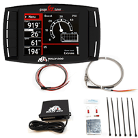 Bully Dog GT Platinum Diesel Tuner & Pyro Probe Kit - 99-15 Ford Powerstroke, 01-15 GM Duramax, 03-16 Dodge Cummins