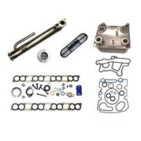 Bostech EGR Cooler Kit -Intake Gasket Set, Oil Cooler, Oil Cooler Gasket Set, Oil Cooler Screen