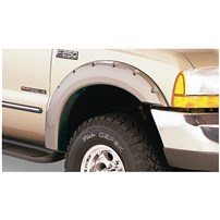 Bushwacker Pocket Style Fender Flares - 1999-2007 Ford F-250/350 Super Duty