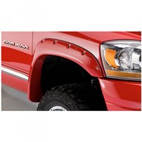 Bushwacker Pocket Style Fender Flares - 2003-2009 Dodge Ram 2500/3500 (Short Bed)