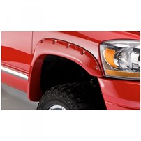 Bushwacker Pocket Style Fender Flares - 2006-2009 Dodge Ram 2500/3500 (Long Bed)